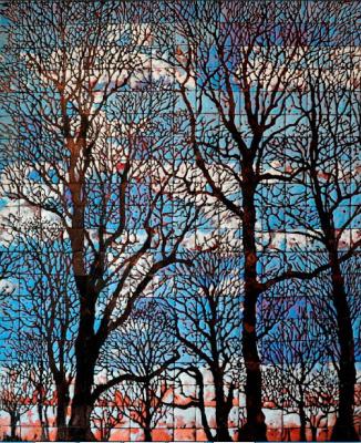 Алексей Коваль. Деревья