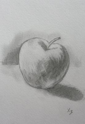 Сергей Николаевич Ходоренко-Затонский. Просто яблоко