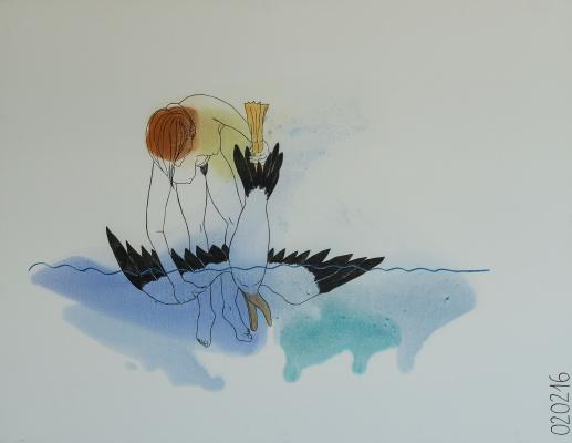 Kinder Album. L'Albatros mon amour 109