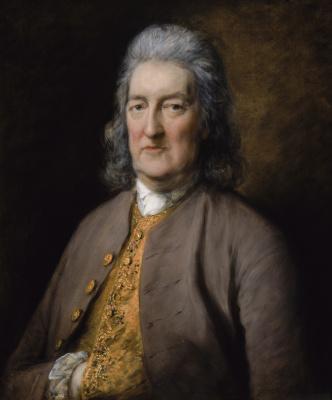 Thomas Gainsborough. Surgeon-captain David Middleton