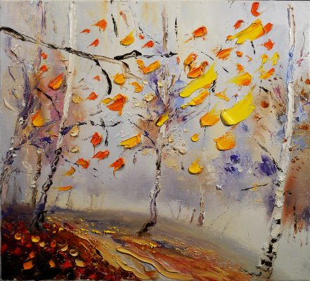 Vadim Anatolyevich Stolyarov. Fog of the Last Leaves