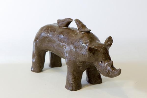 Евгений Морозов. Rhinoceros