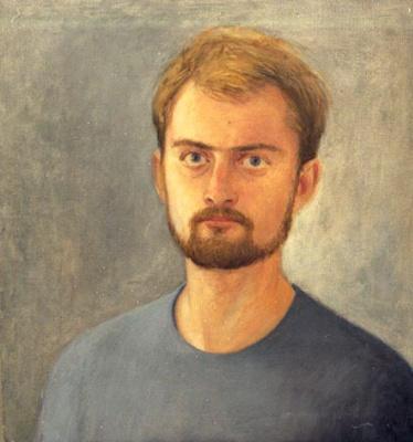 Кристоффер Зеттерстранд. Портрет молодого человека