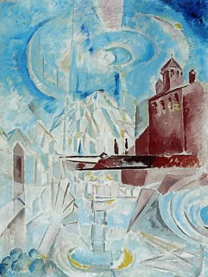 George Bogdanovich Yakulov. Fantasy