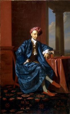 John Singleton Copley. Nicholas Boylston ( III )