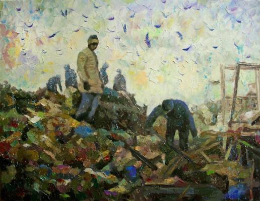 Michael Mine. Landfill No. 5