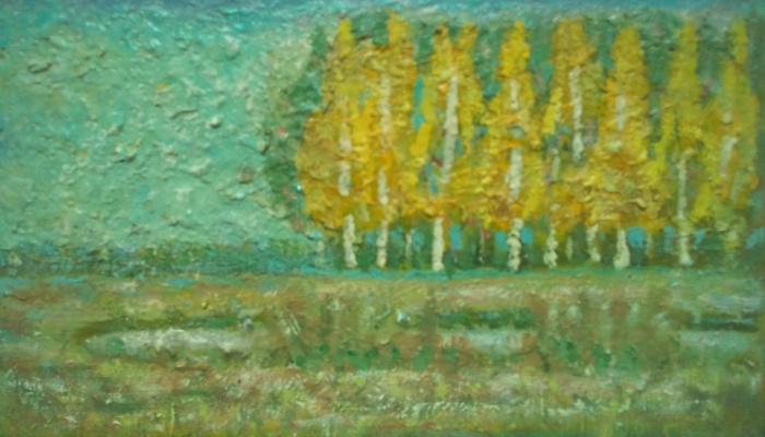 Вячеслав Коренев. Autumn motive