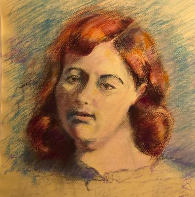 Vladimir Tsyskin. Portrait