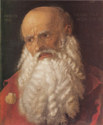 Albrecht Durer. The Apostle James