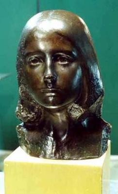 Константин Бранкузи. Это первая литая бронзовая скульптура Константина Бранкузи.