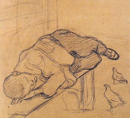 Alexander Alexandrovich Deineka. Sleeping boy