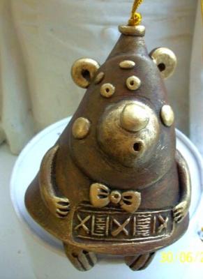 Ирина Александровна Лычагина. Bell TEDDY BEAR