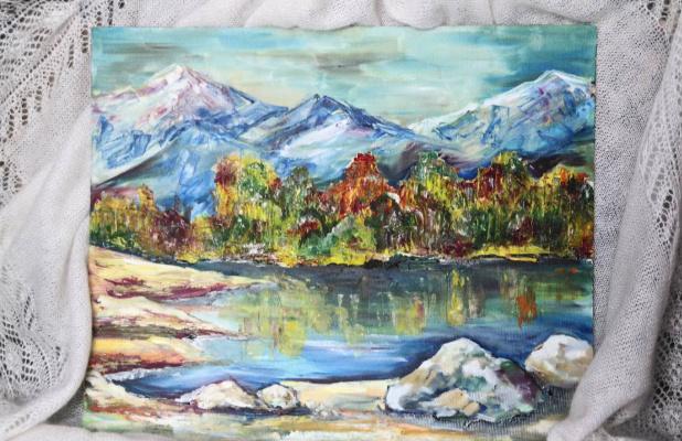 "Melissa Alekseevna Landzhueva. ""Breath of Autumn"""