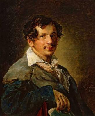 Vasily Andreevich Tropinin. Portrait Of P. A. Bulakhov