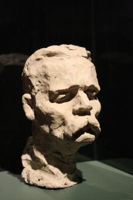 Борис Данилович Королев. Portrait of A. M. Gorky