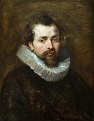 Портрет Филиппа Рубенса, брата художника