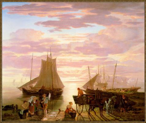 Кост Олстон. Средиземноморье
