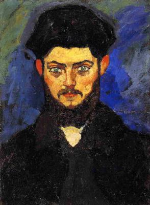 Portrait Of Maurice Drouard
