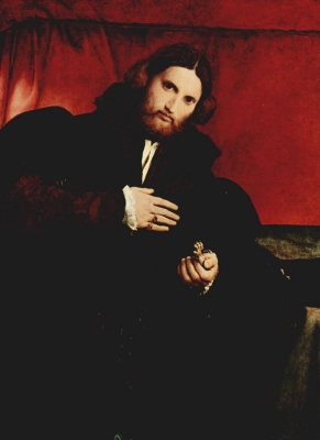 Лоренцо Лотто. Портрет знатного дворянина
