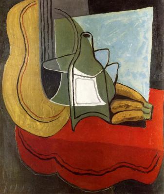 Juan Gris. Bananas
