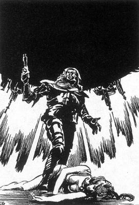 Джек Гоган. Оружие