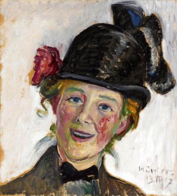 Gabriele Münter. Rosen