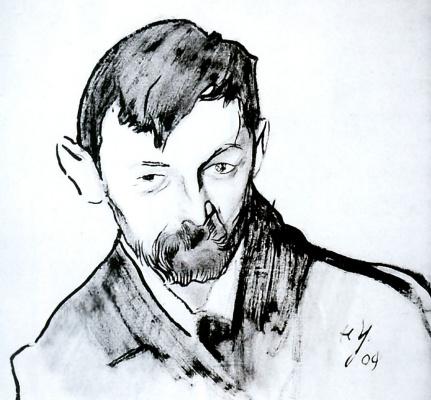 Портрет И. Кнабе