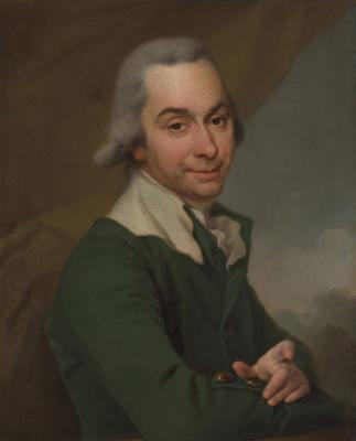 Dmitry Grigorievich Levitsky. Portrait of Prince Grigory Dolgoruky