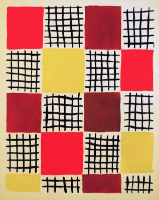 Sonia Delaunay. Composition 7