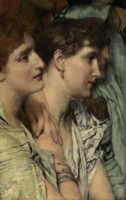 Lawrence Alma-Tadema. An Audience