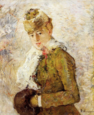 Berthe Morisot. Winter