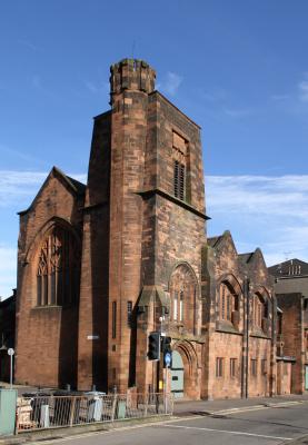 Charles Rennie Mac. Royal Cross Church, Glasgow