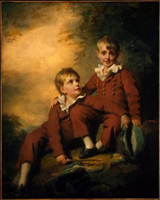 Henry Rebern. Children