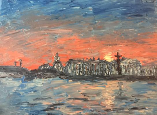 Victoria Valentinovna Zachkova. St. Petersburg