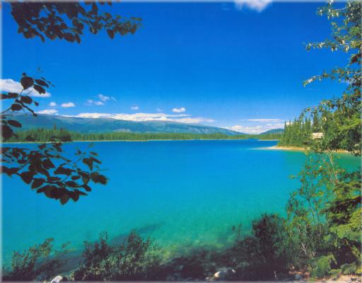 Джонатан Грант. Озеро