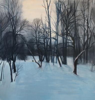 Evgenia Evgenevna Buravleva. Winter holidays