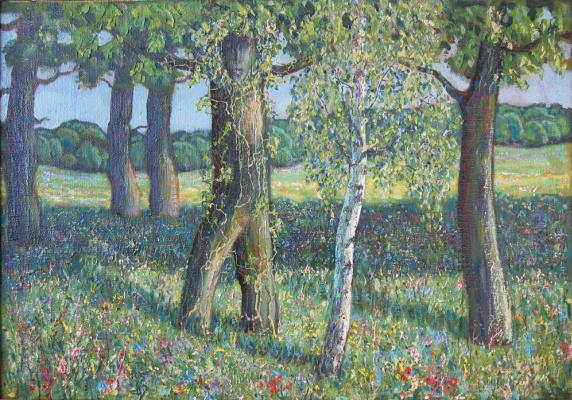 Vladimir Vasilyevich Plastinin. June 6 is the day of poetry