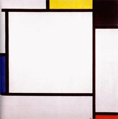 Piet Mondrian. Song 2