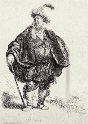 Rembrandt Harmenszoon van Rijn. Pers