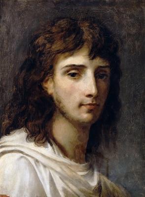 Антуан-Жан Гро. Автопортрет