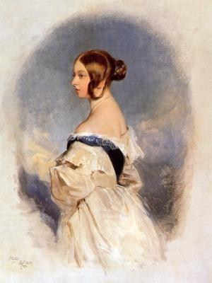 Edwin Henry Landseer. Queen Victoria