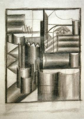 Nikolai Mikhailovich Suetin. Analytical design