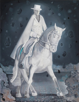 Xiong Yu. Knight in the lights