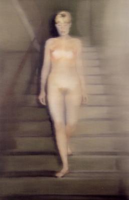 Gerhard Richter. Ladder