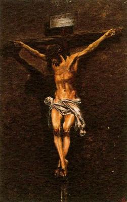 Франсиско Боннин. Распятие Христа