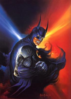 Кен Келли. Бетмен