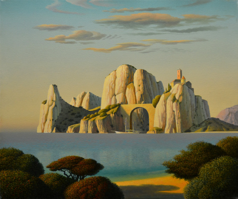 Evgeni (Eugene) Yakovlevich Gordiets (Gordian). White Sands (White Sands)
