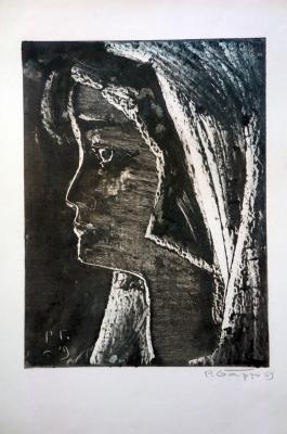 Rostislav Nikolaevich Barto. Portrait of an Unknown