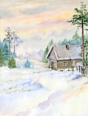 Smbat Arayevich Bagdasaryan. North House