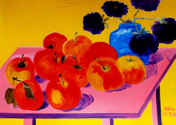 Alexander Ocher Kandinsky-DAE. Still life No. 115
